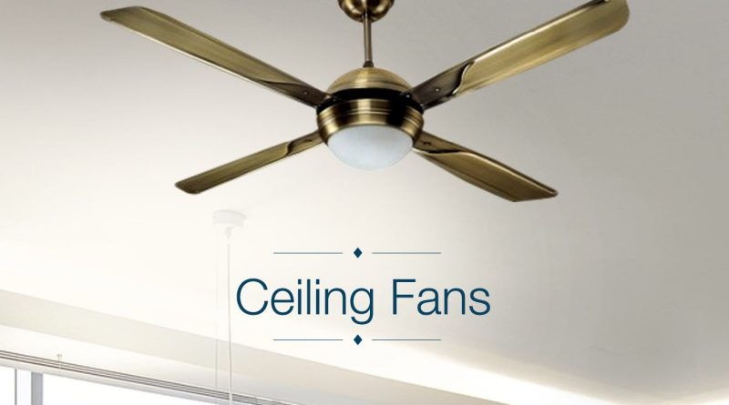 ceiling fan suppliers in india